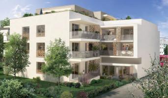 Castelnau-le-Lez programme immobilier neuve « Nauvia »  (2)