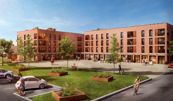 Toulouse programme immobilier neuve « Faubourg Tolosa »