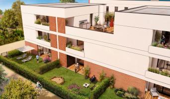 Toulouse programme immobilier neuve « Faubourg Tolosa »  (3)