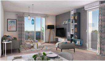 Toulouse programme immobilier neuve « Faubourg Tolosa »  (5)