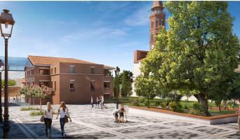 Castanet-Tolosan programme immobilier rénové « Coeur de Ville Castanet » en loi pinel