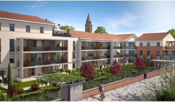 Castanet-Tolosan programme immobilier neuve « Coeur de Ville Castanet » en Loi Pinel  (2)