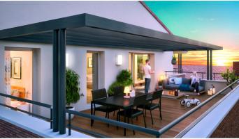 Castanet-Tolosan programme immobilier neuve « Coeur de Ville Castanet » en Loi Pinel  (3)