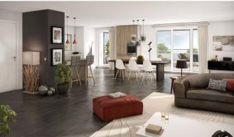 Castanet-Tolosan programme immobilier neuve « Coeur de Ville Castanet » en Loi Pinel  (4)
