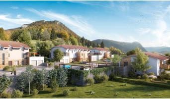 Collonges programme immobilier neuve « Les Terrasses de la Citadelle »
