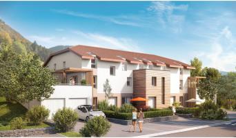 Collonges programme immobilier neuve « Les Terrasses de la Citadelle »  (2)