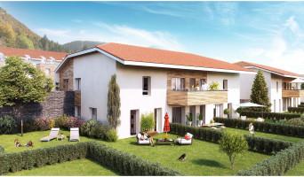 Collonges programme immobilier neuve « Les Terrasses de la Citadelle »  (3)