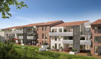 Castanet-Tolosan programme immobilier neuve « L'A Cappella »  (2)