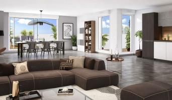 Castanet-Tolosan programme immobilier neuve « L'A Cappella »  (4)