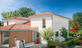 Aucamville programme immobilier neuve « Le Domaine de Mazurié »  (2)