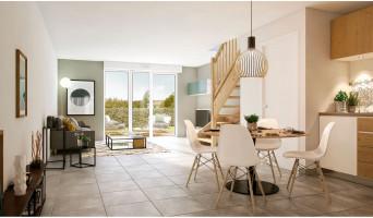 Aucamville programme immobilier neuve « Le Domaine de Mazurié »  (3)