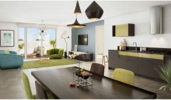 Aucamville programme immobilier neuve « Le Domaine de Mazurié »  (4)