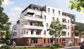 Amiens programme immobilier neuve « Le 321 St Quentin »
