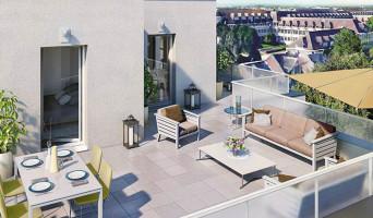 Amiens programme immobilier neuve « Le 321 St Quentin »  (2)