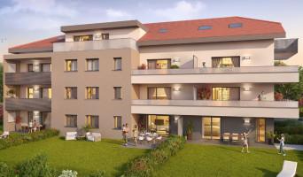 Etaux programme immobilier neuve « Convergence »