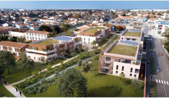 Périgny programme immobilier neuve « Le Domaine du Coudray »  (2)