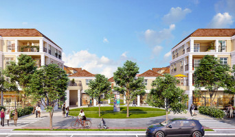 Montévrain programme immobilier neuve « Les Allées de Montevrain »