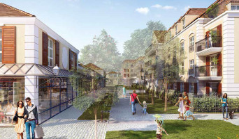 Montévrain programme immobilier neuve « Les Allées de Montevrain »  (3)