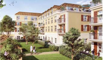 Montévrain programme immobilier neuve « Les Allées de Montevrain »  (4)