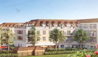 Montévrain programme immobilier neuve « Les Allées de Montevrain »  (5)
