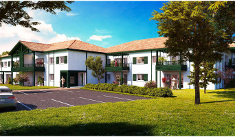 Soustons programme immobilier neuve « Belicia »