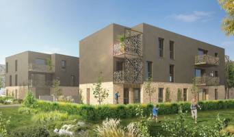 Templeuve programme immobilier neuve « Les Terrasses de la Pévèle »  (2)