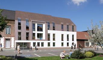 Montreuil programme immobilier neuf « La Vigie »