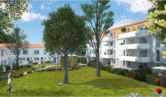Toulouse programme immobilier neuve « L'Ortalan » en Loi Pinel  (2)