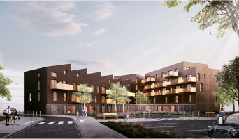 Lille programme immobilier neuve « So Home »