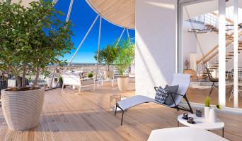 Montpellier programme immobilier neuve « Higher Roch »
