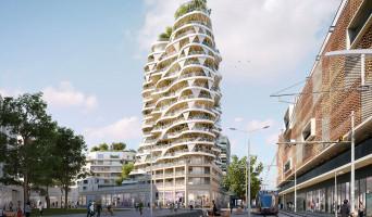 Montpellier programme immobilier neuve « Higher Roch »  (2)