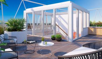 Montpellier programme immobilier neuve « Higher Roch »  (4)