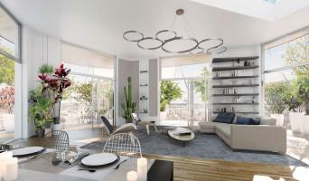 Montpellier programme immobilier neuve « Higher Roch »  (5)