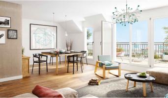 Clamart programme immobilier neuve « #Manifesto »  (2)