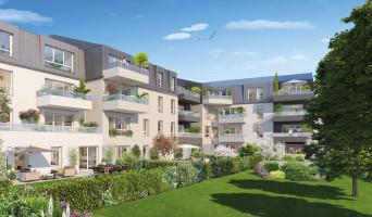 Dijon programme immobilier neuve « Reflets Mansart »  (2)