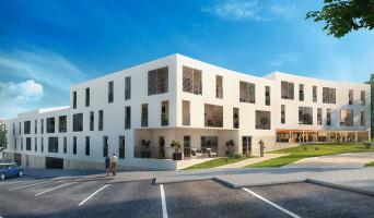 Aix-en-Provence programme immobilier neuve « Le Patio de Lyunes »