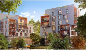 Massy programme immobilier neuve « Les Ginkgos - Canopée »