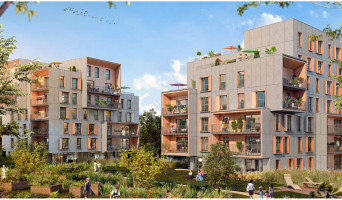 Massy programme immobilier neuve « Les Ginkgos - Canopée »  (2)