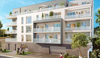 Caen programme immobilier neuve « Le Contemporain »
