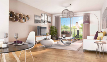 Caen programme immobilier neuve « Le Contemporain »  (2)