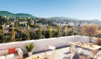 Nice programme immobilier neuve « Nice Le Ray »  (5)