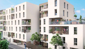 Villeurbanne programme immobilier neuve « Pixell »