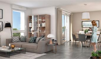 Colomiers programme immobilier neuve « L'Allégorie »  (2)