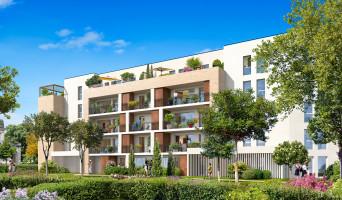Le Bouscat programme immobilier neuve « Pierre 1er Héritage »