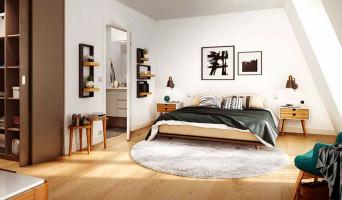 Le Bouscat programme immobilier neuve « Pierre 1er Héritage »  (4)
