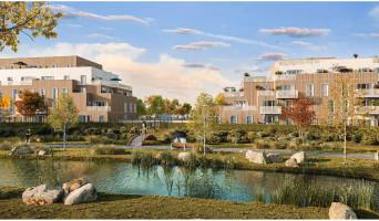 Amiens programme immobilier rénové « Park Avenue » en loi pinel
