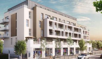 Amiens programme immobilier neuve « Park Avenue » en Loi Pinel  (2)