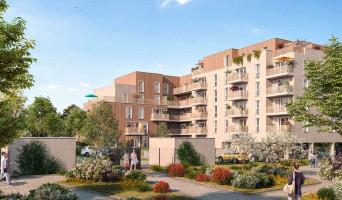Amiens programme immobilier neuve « Park Avenue » en Loi Pinel  (3)