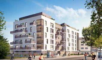 Annecy programme immobilier rénové « L'Enecy » en loi pinel