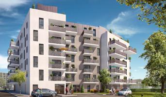Annecy programme immobilier neuve « L'Enecy » en Loi Pinel  (2)